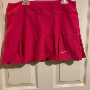 Nike Pink Skort